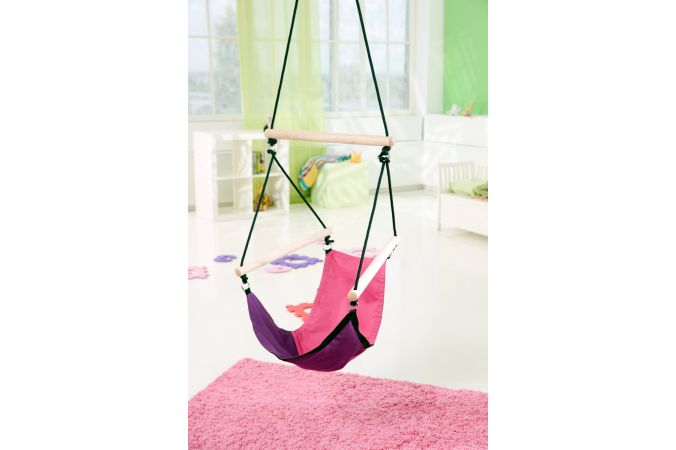 Chaise Hamac Enfant 'Swinger' Pink