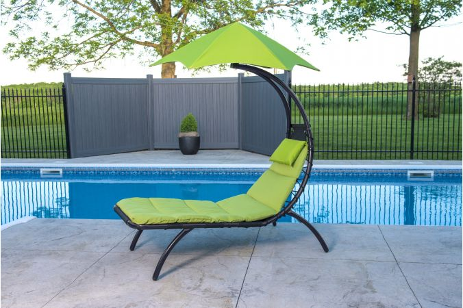 Original 'Dream Lounger' Green