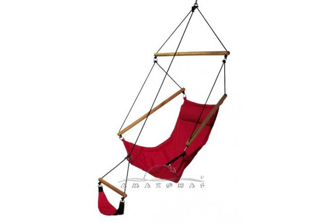 Hamac Chaise 1 Personne 'Swinger' Red