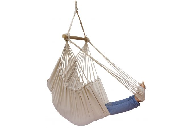 Hamac Chaise 1 Personne 'Tropical' Natura Lounge