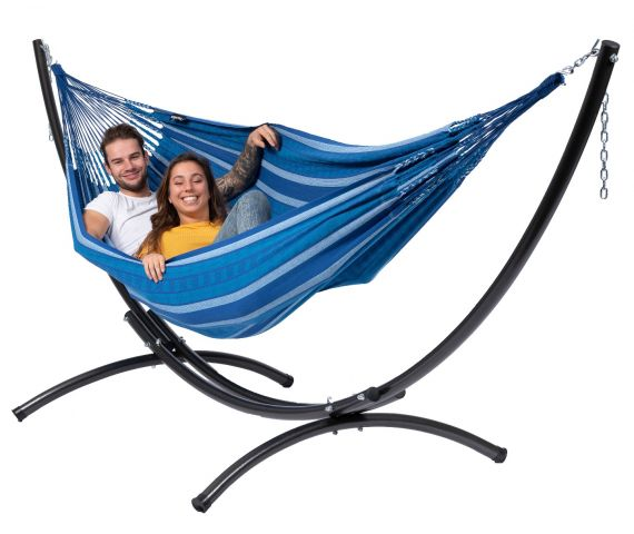 Hamac Avec Support 2 Personnes 'Arc & Chill' Calm