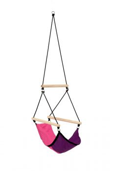 Chaise Hamac Enfant 'Swinger' Pink