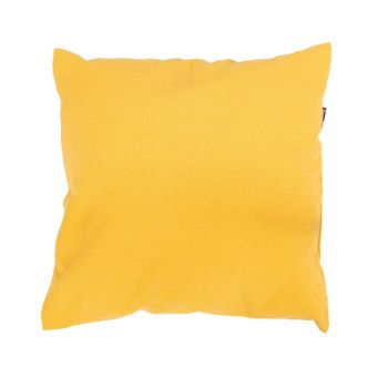 Coussin 'Plain' Yellow