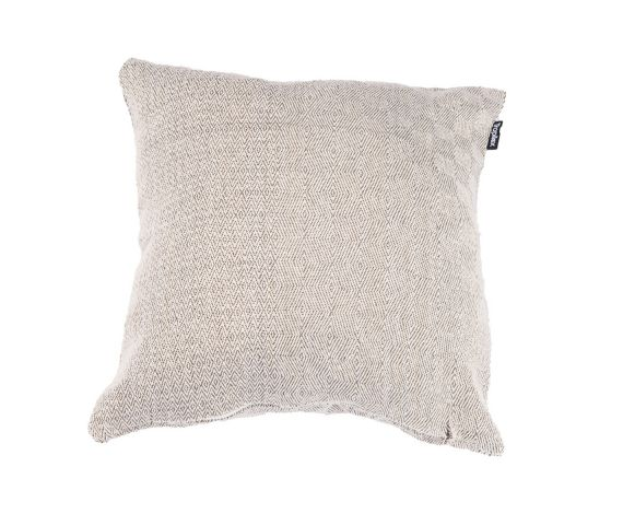 Coussin 'Natural' Brown