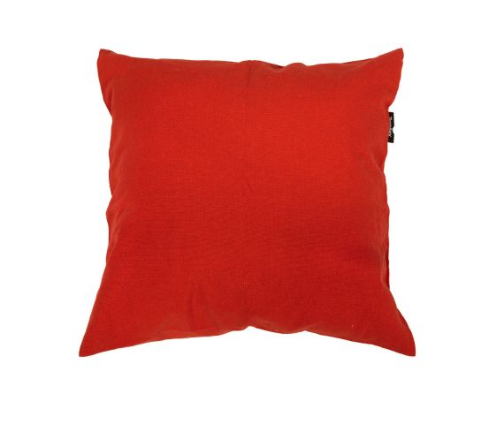 Coussin 'Plain' Red