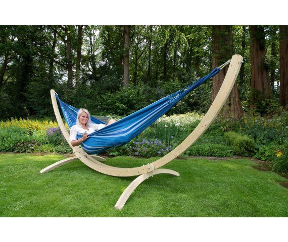 Hamac Avec Support 2 Personnes 'Wood & Chill' Calm