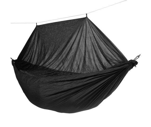 Hamac de Voyage 1 Personne 'Mosquito' Black