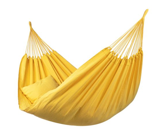 Hamac 1 Personne 'Plain' Yellow
