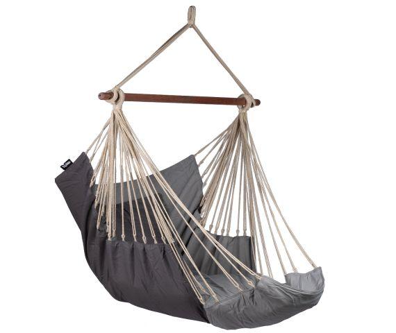 Hamac Chaise 1 Personne 'Sereno' Grey